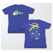 "65th Blue ""Plane"" T-Shirt"